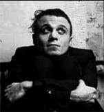 Silent comedy performer Alex de Paris & acrobat Fred Normal
